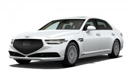 Genesis G90 5.0L Ultimate AWD 2021