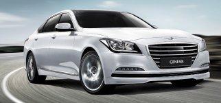 Hyundai Genesis 5.0L