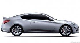 Hyundai Genesis 3.8L