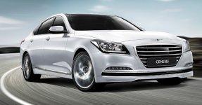 Hyundai Genesis 3.8L Top