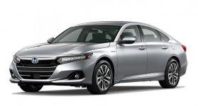 Honda Accord Hybrid 2022
