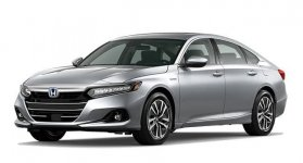 Honda Accord Hybrid EX-L 2022