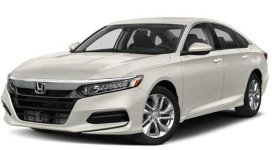 Honda Accord LX CVT 2020