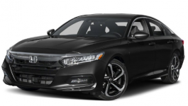 Honda Accord Sport 2.0T Manual 2019