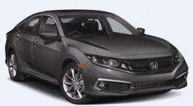 Honda Civic EX CVT 2020
