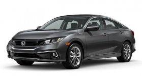 Honda Civic EX-L 2021