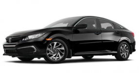 Honda Civic EX Sedan 2019