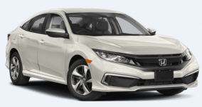 Honda Civic LX CVT 2019