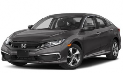 Honda Civic LX Manual 2019