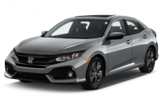 Honda Civic Sedan EX-L CVT 2018