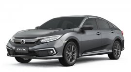 Honda Civic Touring CVT 2021