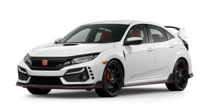 Honda Civic Type R Manual 2021