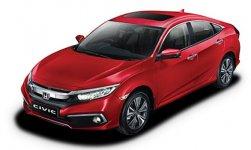 Honda Civic V CVT Petrol 2019