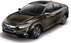Honda Civic VX CVT Petrol 2019