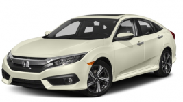 Honda Civic Sedan Touring CVT