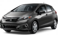 Honda Fit X 2020