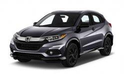 Honda HR-V LX AWD 2021