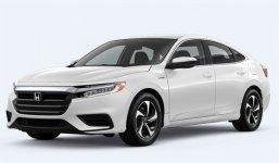 Honda Insight EX 2021