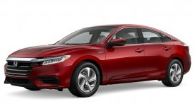 Honda Insight LX CVT 2021