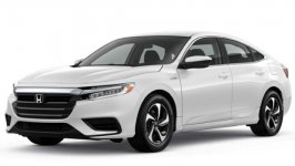 Honda Insight Touring 2021