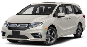 Honda Odyssey Touring Auto 2020