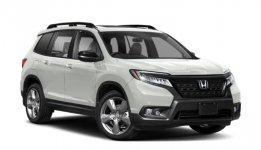 Honda Passport Touring 2021