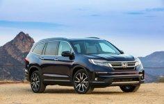 Honda Pilot LX 2WD 2021