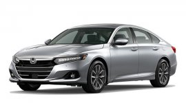 Honda Accord EX-L 2021