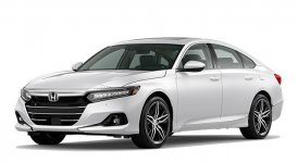 Honda Accord Touring 2.0T 2021