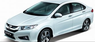 Honda City DX 2017