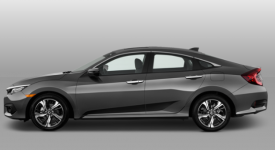 Honda Civic DX Sedan 2019