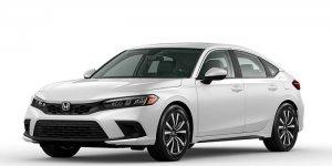 Honda Civic EX-L Hatchback 2022