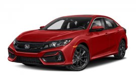 Honda Civic EX Hatchback 2021