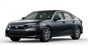 Honda Civic LX Sedan 2022