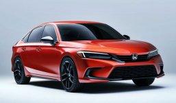 Honda Civic LX CVT 2023