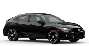 Honda Civic LX Hatchback 2021