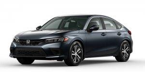 Honda Civic LX Hatchback 2022