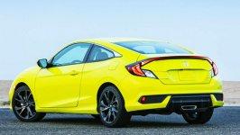 Honda Civic Sport CVT 2023