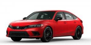 Honda Civic Sport Hatchback 2022