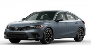 Honda Civic Sport Touring Hatchback 2022