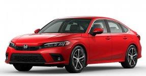 Honda Civic Touring Sedan 2022