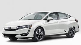 Honda Clarity Plug-In Hybrid 2018