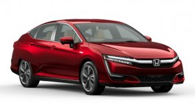 Honda Clarity Plug-In Hybrid 2021