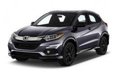Honda HR-V EX AWD 2021