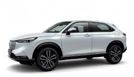 Honda HR-V LX AWD 2022