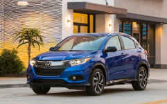 Honda HR V LX FWD 2019