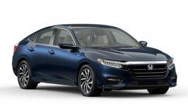 Honda Insight EX CVT 2022