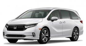 Honda Odyssey Elite 2021