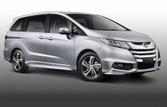 Honda Odyssey J EX 2017