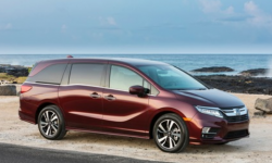 Honda Odyssey SE 2017